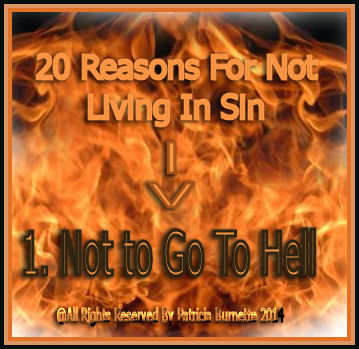 20 Reasons For Not Living In Sin
