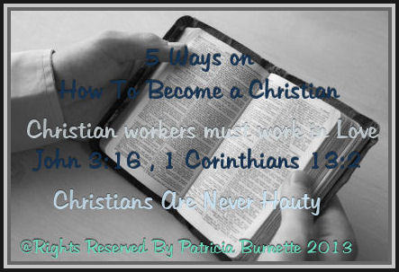 Christian workers must live right, how to get converted is the first part, but how to live a Christian life is the last part ---- the most important part