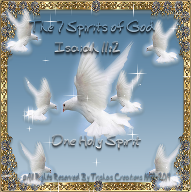 The Spirit of The Lord The 7 Spirits of God
