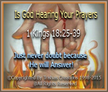If, you are in doubt and not using God's promises well I'm sure it's being delayed.