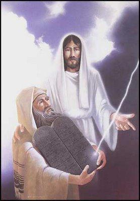 Moses & Jesus