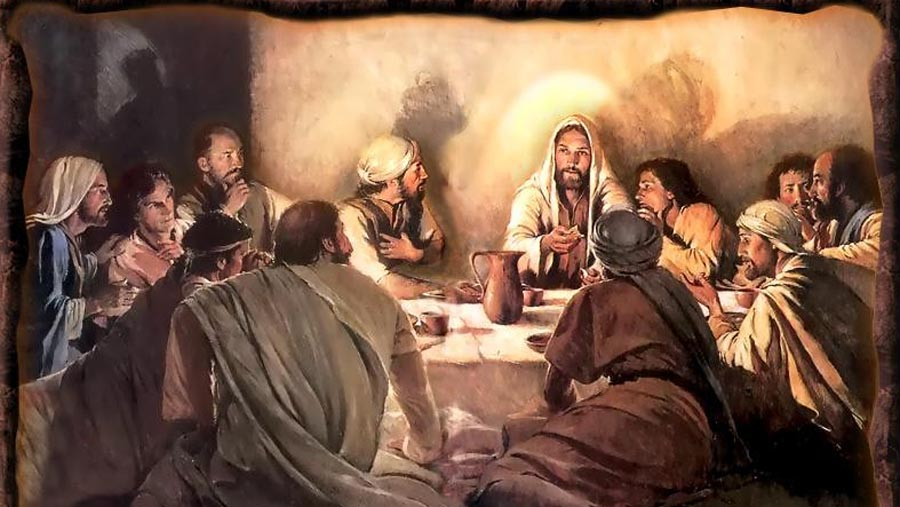 First, it refers to the meal Jesus shared with his disciples a few hours before his arrest, trial, and death