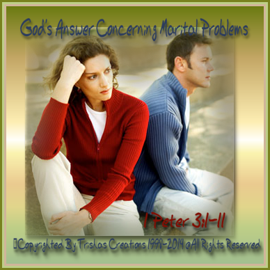 God's Answer Concerning Marital Problems