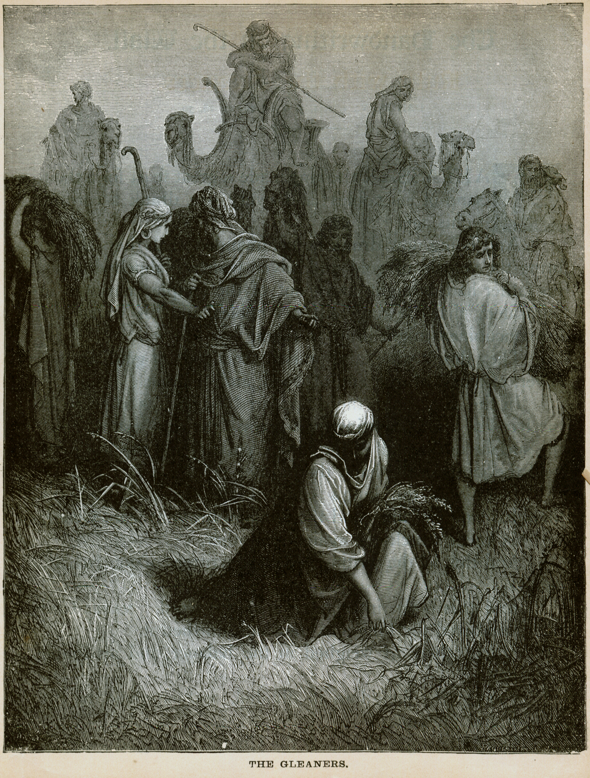 Jesus tells us a story of a man who was going on a long journey