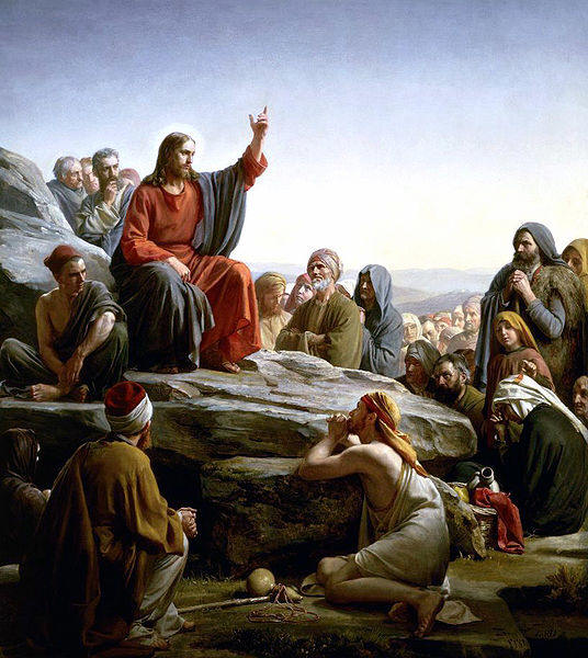 When Jesus spoke these beatitudes, he was giving us the instructions for living in a state of utmost bliss, or peace.