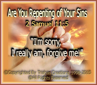 Stop it, Ask Forgiveness, Truly Repent and Not do it again