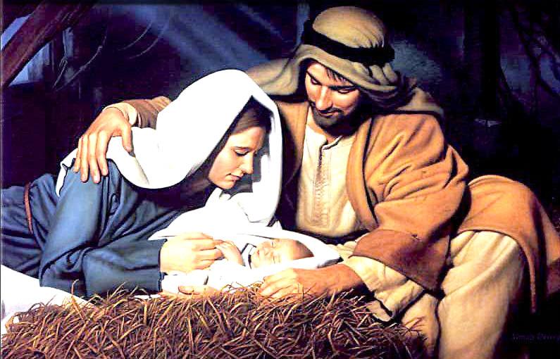 Mary,Joseph,Jesus