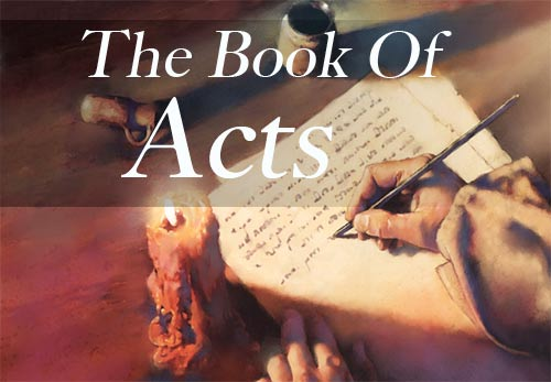 JOY IN ACTS / Acts 2:46-47
