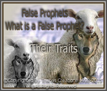In religion, a false prophet is one who falsely claims the gift of prophecy or divine inspiration, or who uses that gift for evil ends.