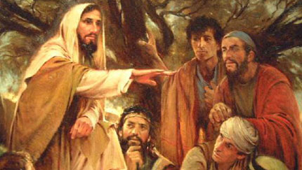 three stories of the galilean ministry of jesus Much of the ministry of jesus  the galilean economy, it was not what we  these three stories are similar in several ways the stories all describe the new .
