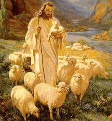 """What do you think? If a shepherd had a hundred sheep, and one of them has gone astray, does he not leave the ninety-nine on the mountains and go in search of the one that went astray? And, if he finds it, truly I tell you, he rejoices over it more than over the ninety-nine that never went astray. So it is not the will of your Father in Heaven that one of these little ones should be lost."" Matthew 18:12-14"