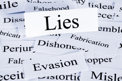 LYING And What God Tells Us About It