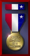 Vet Mom Medal