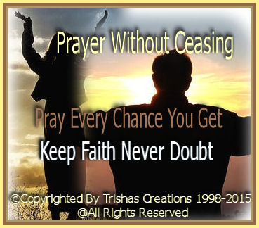Prayer is the most important Spiritual exercise that a Christian can have.