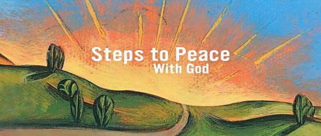 Peace in God and Apply it to Our Lives