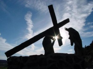 If any want to become my followers; let them deny themselves and take up their cross daily and follow me. For those who want to save their will lose it, and those who lose their life for my sake will save it.