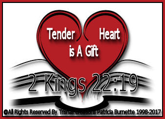 We then create with God's help a tender – heart a gifted– heart