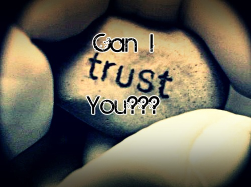 """Whoever can be trusted with very little can also be trusted with much."" Luke 16:10"