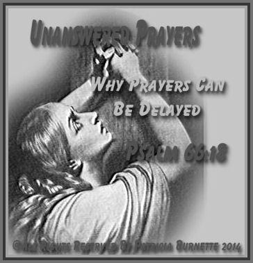 PRAYERS DO GET ANSWERED