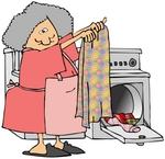Monday---Wash Day