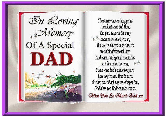 Memory of Dad